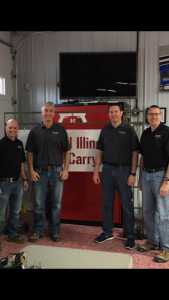 The leading Instructor team in Central Illinois.